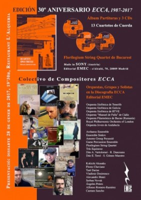 foto UN LLIBRE, TRES CD, TRETZE QUARTETS DE CORDA
