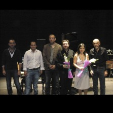 foto FMA 2011. Darias, Seguí, Del Valle, Terol, Gómez-Maestro.